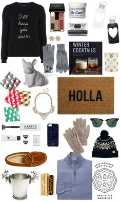 Holiday Gift Guide: Best Gifts Under $50