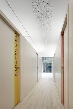 Arztpraxis bei Wien / Baumumstanden - Architektur und Architekten - News / Meldungen / Nachrichten - BauNetz.de