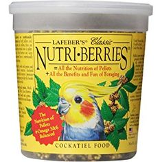 Cockatiel Nutri-Berries