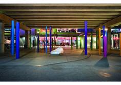 SEART, Sylvia Park Landscape Elements, Landscape Architecture, Landscape Design, Parasitic Architecture, Under Bridge, Public Space Design, Pocket Park, Urban Planning, Public Art