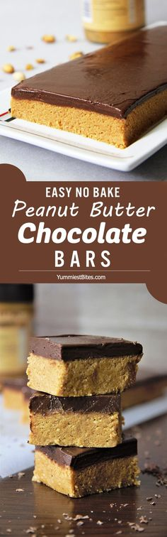 Quick, easy and tasteful dessert for every occasion. Peanut butter and chocolate together are the best combination ever and when you take the first bite you just know that your…