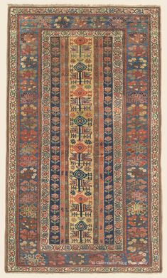 Antique Kurdish Area Size Oriental Rug with a saffron reserve of wildflowers Antique Rug - Claremont Rug Company Persian Carpet, Persian Rug, Asian Rugs, Rug Company, Modern Carpet, Gray Carpet, Patterned Carpet, Rustic Rugs, Tribal Rug
