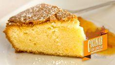 Prepara un pastel de zanahoria sin gluten y sin lactosa