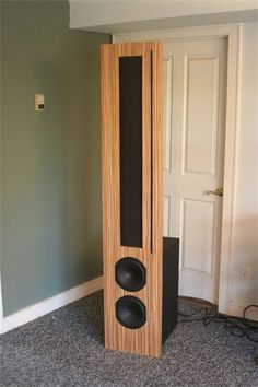 High end audio is usually way too expensive for us regular folks. These GTA2 planar magentic speakers are truly audiophile but at an affordable (sort of) price. Made in a home-garage operation in New Jersey by Greg Takesh (GT of GT Audio Works), and only available direct from him. That's my kind of high-end audio :)