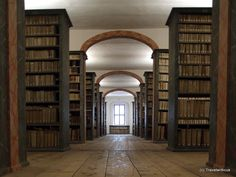 Library of the Francke Foundations in Halle (Saale) Saxony Anhalt, Rhineland Palatinate, Halle, Lower Saxony, North Rhine Westphalia, Foundation, Germany, Countries, Russia