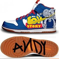 Toy Story Nike s in my size!! Nike Outfits fa15b8f80b2e5