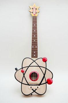 Ukulele ~ It reminds me of The Big Bang Theory