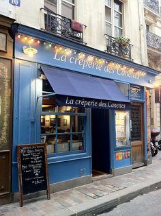 La Crêperie des Canettes | Paris