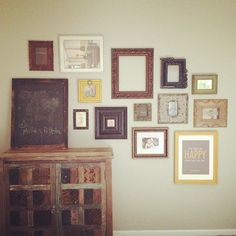 Home - Wall Arrangements on Pinterest | Galleries, Plate Wall and ...
