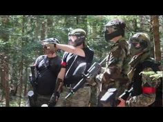 Red River Paintball Tournament 2012