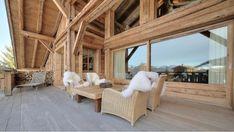 Chalet Louxor Chalet Design, Chalet Style, Alpine Chalet, Ski Chalet, Location Chalet, Alpine Style, Wooden Architecture, French Alps, Aspen