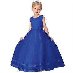 Teenage Girl Formal Party Dress   Furrple