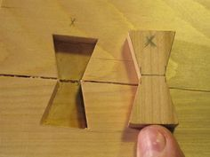 How to - Butterfly Joint