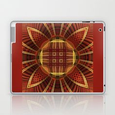 CenterViewSeries240 Laptop & iPad Skin by fracts - fractal art - $25.00