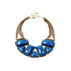 Amrita Singh Bridgehampton Necklace ❤ liked on Polyvore