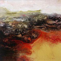 """Saatchi Art Artist Lia Melia; Painting, """"Is There Life On Mars? - sold"""" #art"""