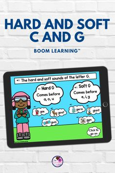 Are you looking for some fun learning center activities to practice the hard and soft C and G sounds? This paperless no-prep digital unit is a perfect first grade activity. Students will work with… More