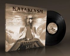 KATAKLYSM - temple of knowledge, Gatefold Vinyl LP, limited to 666 copies