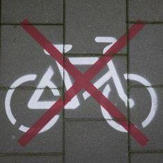 Fuck your bike...