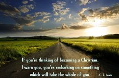 """""""Mere Christianity - 1952"""" (CSLewisDaily)"""