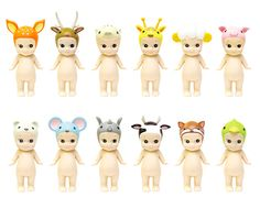 Sonny Angel Mini Collectible Doll - Animal Series 2