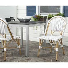 Safavieh Salcha Stacking Dining Chair & Reviews | Wayfair Supply