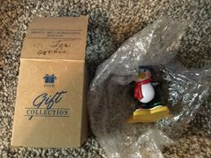 Item is in new condition Michael Cole, Hallmark Homes, Penguin Ornaments, Hallmark Christmas, Seasonal Decor, How To Stay Healthy, Conditioner, Gifts, Presents