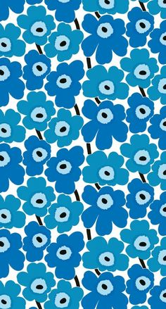 iPhone壁紙 Wallpaper Backgrounds and Plus Marimekko Unikko iPhone Wallpaper