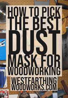 You only get one set of lungs, pick out a good dust mask. Woodworking Wood, Woodworking Beginner, How To Make Rings, Best Masks, People Online, Wood Working For Beginners, Wood Rings, Long Time Ago, Figure It Out