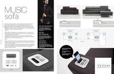 DIVANI CON IMPIANTO DI DIFFUSIONE STEREO INCORPORATO. Nella Dock Station l'aggancio è predisposto per l'i-Phone4/5 (previsto adattatore Lightning) e l'i-Pod, o altro dispositivo collegato tramite BLUETOOTH o tramite la porta USB. Lettore SD-card, uscita AUX.  Potrai ascoltare la tua musica preferita, le web radio, i podcast... e potrai anche ricaricare i tuoi dispositivi. #MADEinITALY #soundSOFA