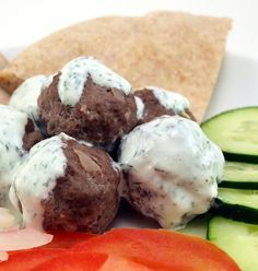 Beef Shawarma Meatballs (Yes, maybe my life is heavily influenced by the Avengers)