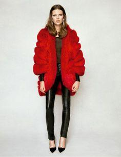 Bette Franke for Vogue Spain