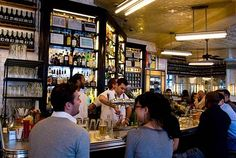 schiller's liquor bar, lower east side // french-american bistro
