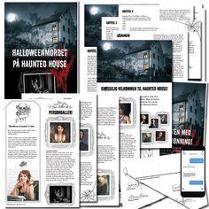 Krimidinner: Der Halloween-Mord im Haunted House Halloween 2019, Hermione, Grape Vines, Barn, Kitty, Inspiration, Autumn, Simple, Cuddle Cat