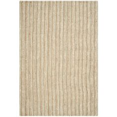 Safavieh's Natural Fiber collection is inspired by timeless contemporary designs crafted with the softest jute available.