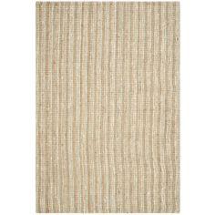 Safavieh Hand-Woven Natural Fiber Sage/ Natural Jute Rug (9' x 12') - Overstock Shopping - Great Deals on Safavieh 7x9 - 10x14 Rugs