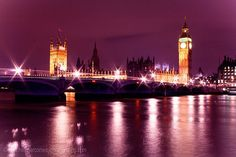 Big Ben Houses of Parliament London Wall by HConwayPhotography, $30.00