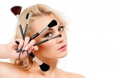 Mandatory tool Every Woman Held for Make-up Application, To look beautiful, women need make-up outward appearance. Create the perfect make-up tools needed to apply the makeup. For that, she needed five sets of make-ups.