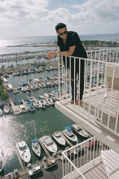 Want to be on that balcony too