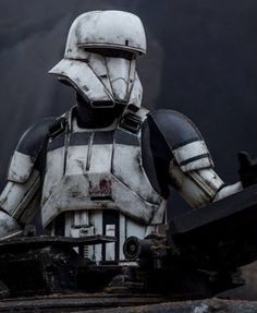 Stormtrooper Tank Commander from Star Wars Rogue One
