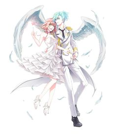 utapri. AWESOME picture #fawns