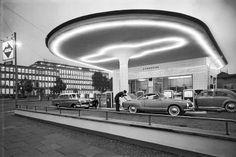 #1958 | #ARAL #Gas Station Headquarters | #Bochum, #Germany #DE