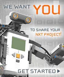 2R Hardware & Electronics: Lego Mindstorm: NXT brick-shaped computer
