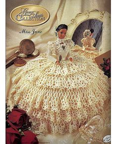 Gems of the South Collection Miss June Annies by grammysyarngarden, $9.00