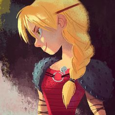 Astrid Hofferson by chocosweete on deviantART