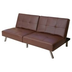 Christopher Knight Home Vicenza Two Seat Sofa Sleeper - Brown