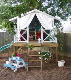 Детский домик для игр | ProDesign - Дизайн интерьера, Красивые интерьеры квартир, домов, ресторанов, Фотографии интерьеров, Архитекторы, Фотографы