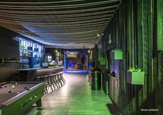 Dezain Architects is drafstman of a refurbishment in a Club located in the old town of the city of Olot (Girona). The project has consisted in. Club, Old Town, Fair Grounds, Refurbishment, Architects, Projects, Travel, Home Decor, Upcycle