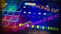 Shake Shake Beat - Making of Shake Shake, Beats, Sunshine, Neon Signs, King, How To Make, Nikko