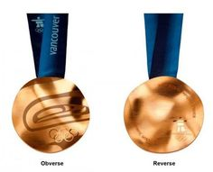 Olympic Medals 2010 Vancouver
